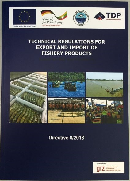Updated Technical Regulation For Export and Import Fishery Products (Directive 8/2018)